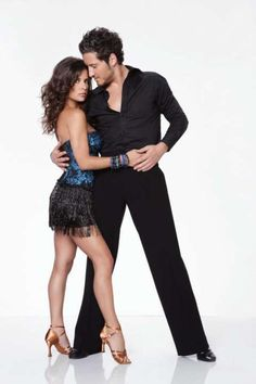 """DANCING WITH THE STARS: ALL-STARS - KELLY MONACO & VALENTIN CHMERKOVSKIY - """"Dancing with the Stars: All-Stars"""" marks the first time prior contestants will return for another chance at winning the coveted mirror ball trophy for a very special All-Star season. KELLY MONACO joins VALENTIN CHMERKOVSKIY, who returns for his 3rd season. The show premieres MONDAY, SEPTEMBER 24 (8:00-10:00 p.m., ET), followed by the premiere of """"Dancing with the Stars the Results Show"""" on TUESDAY, SEPTEMBER 25…"""