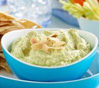 Avocado and Almond Dip