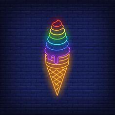 Neon Aesthetic, Rainbow Aesthetic, Neon Colors, Rainbow Colors, Neon Bedroom, Neon Licht, Neon Top, Nixie Tube, Neon Design