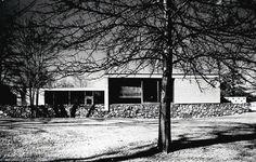 The Howard Pack House, Marcel Breuer 1951