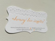 <3 business cards