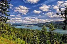 Centennial Trail, Coeur D'Alene, Idaho