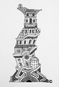 Casa Imaginária por Paulo e Carlos - Casa Aberta