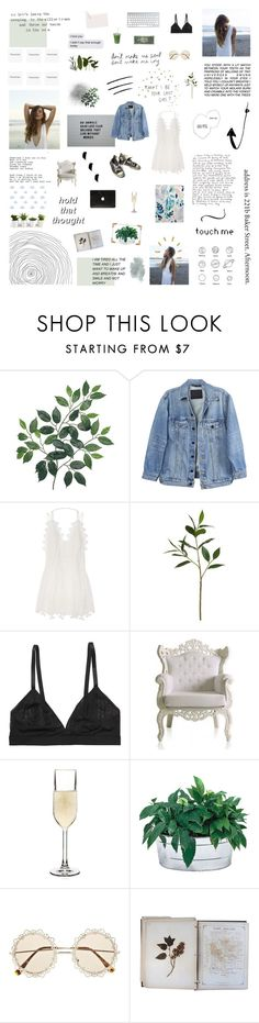 """""""and in the end, we're all just soil"""" by young-grasshopper ❤ liked on Polyvore featuring Y/Project, Chloé, Converse, Identity, Sia, Monki, BarLuxe, River Island and FOSSIL"""