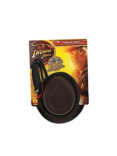 Kids Indiana Jones Hat and Whip Set @ niftywarehouse.com