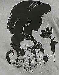Princess Jasmine Artwork - Torrid Print