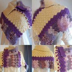 #design_by_itu #design #byitu #Sari #sariponcho #sireenit #konttineule #konttineuleponcho #sinivalkoinenkädenjälki #sinivalkoinenjalanjälki #avainlipputuote #avainlippu #käsityökortteli #käsinneulottu #poncho Itu, Crochet Hats, Sari, Instagram Posts, Design, Fashion, Knitting Hats, Moda, Saree