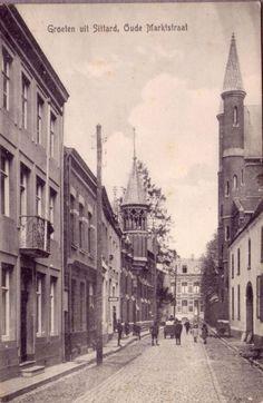 De Oude Markt jaren '30