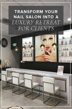 Salon and spa designer Michele Pelafas wants industry professionals to know modern luxury interiors go way beyond expensive furnishings and materials.