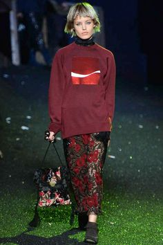 Marc Jacobs (Coca-Cola) Spring 2014 Ready-to-Wear Collection Slideshow on Style.com