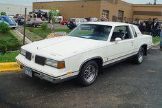 1987 Oldsmobile Cutlass Supreme - Greg Gjerdingen