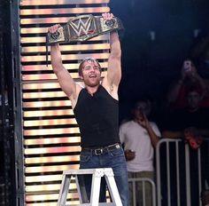 Dean Ambrose is WWE Champion