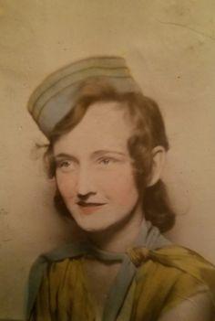 Carolyn, approx 1937