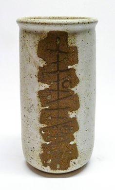 Victor Bracke Studio Pottery, California Northwest