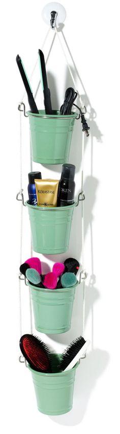 10 Ideas DIY para organizar tu maquillaje