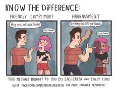 Catcalling vs. Compliments: A Girl's Guide