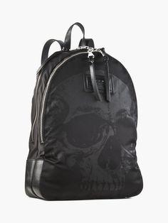 Skull Backpack - John Varvatos