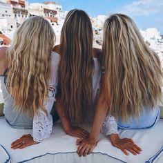Image via We Heart It #beautiful #bff #blonde #body #boho #brunette #celine…