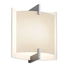 Sonneman Double Arc Wall Lamp