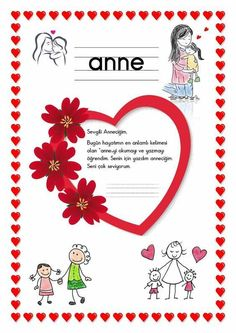 Kids Crafts, Diy And Crafts, Arts And Crafts, Mothers Day Crafts, Special Day, Fathers Day, Kindergarten, Preschool, Activities