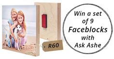 'I want to win Faceblocks from @PrintWild on @AskAshe