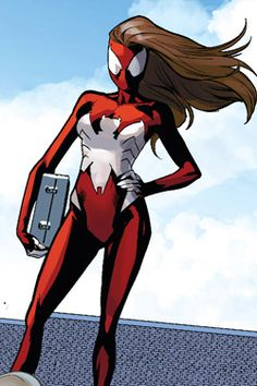 Ultimate Spider-Woman/Jessica Drew