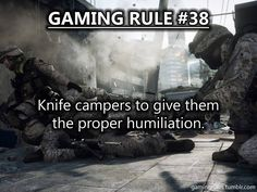 i should do that, but wait a couple seconds, so if they watch the killcam they'll see how stupid I just made them look >:)