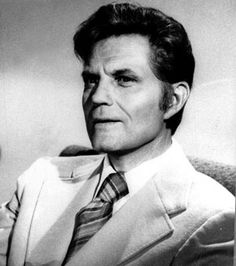 Jack Lord - Steve McGarrett on original Hawaii Five-0.