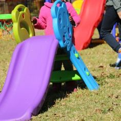 Buy Plastic Jungle Gyms and Slides for Toddlers at Green Air Equipment. Our plastic jungle gyms are loaded with features perfect toddlers and small children Kids Fun, Cool Kids, Toddler Slide, Swing And Slide, Jungle Gym, Kids Playing, Playground, Toddlers, Green