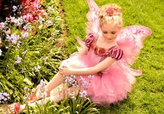 Pink macaroons and fairy wings :-) The Diary of Ella Dynae: Inspired by: Pink Decadence. #pink #fairy #costume #tutu