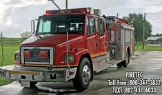 1999 Freightliner Smeal pumper for sale. Ready now! or text Fire Trucks For Sale, Used Engines, Fire Apparatus, Fire Engine, Fire Department, Pumping, Engineering, Fire Dept, Firetruck