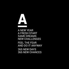 BEELDSTEIL.com Day 1 of 365   A new year A new start Same dreams New challenges   Feel the fear and do it anyway   365 new days   365 new chances.. #2015