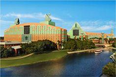 Walt Disney World Swan and Dolphin Resort