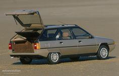 Photos of Citroen BX Break. Photo We have a huge collection of photos! Classic Sports Cars, Classic Cars, Peugeot, Citroen Car, Hyundai Cars, Kia Motors, Station Wagon, Shooting Brake, Car Car
