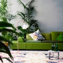 Pantone Greenery couleur de l'année 2017 - Chaise Greenery - Franch Design - Home Sweet Brocante
