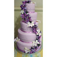 Cake Amani ― House of Cakes Dubai - birthday cakes, wedding cakes, cupcakes, cookies found on Polyvore
