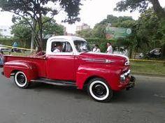 Resultado de imagen de camionetas  antiguos