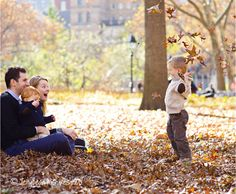 Beautiful Fall Photo Sessions to Inspire You