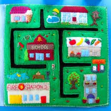 Image result for felt picnic basket book