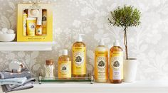 Burt's Bees Baby Bee Bath Products, available at Target