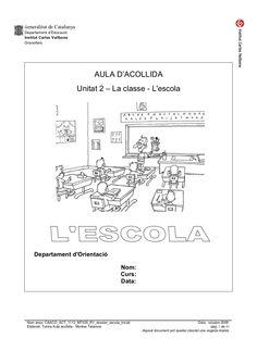 Caaco act 1112_mt025_r1_dossier_escola_inicial by mtalaverxtec via slideshare
