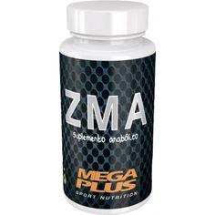 #ZMA (SUPLEMENTO #ANABÓLICO) 90 Cápsulas,Cápsulas de Zinc, Magnesio, L-Metionina, Triptófano, vitaminas B3 y B6 para favorecer los procesos anabólicos durante el reposo. Zinc y Magnesio son minerales precursores de la testosterona. Zinc es un mineral esencial que influye en la madurez sexual y la fertilidad. Magnesio es imprescindible para la construcción de nuevos tejidos musculares. Vitamina B6.15,12€. todastuscompras.com