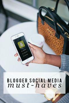 Social Media & Blogg