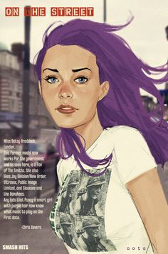 psylock by Phil Noto