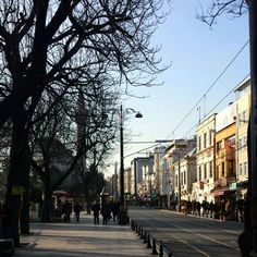 Ruas de Istambul