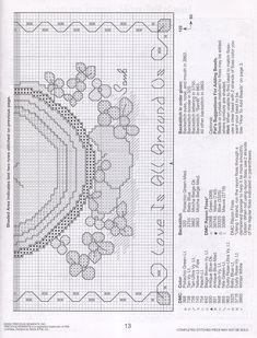 Solo Patrones Punto Cruz (pág. 1100)   Aprender manualidades es facilisimo.com