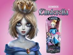 Dolls | Once upon a zombie