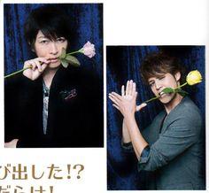 Miyano Mamoru and Ono Daisuke
