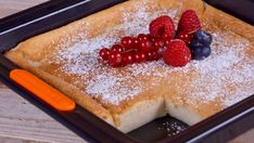Quesada con quesitos - Alma Obregón - Receta - Canal Cocina Cupcakes, Confectionery, Cheesecakes, Mousse, French Toast, Food And Drink, Favorite Recipes, Breakfast, Desserts