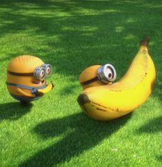 minions #banana